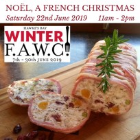F.A.W.C Event-French midwinter Christmas
