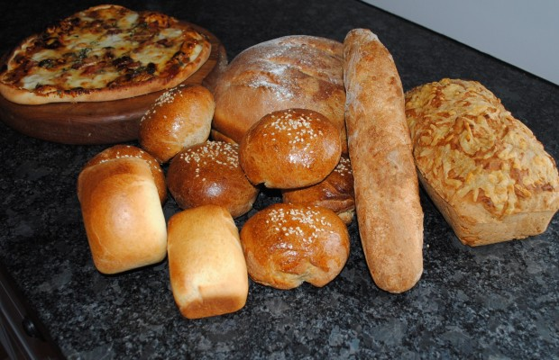 Breads from bread class