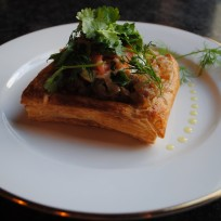 LIGHT LUNCH WITH SALMON(2 spaces left)